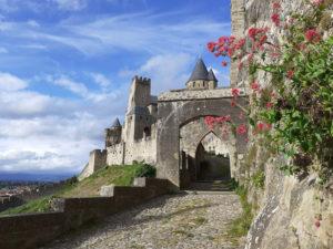 Jane Heyes Art Peintre Carcassonne Artist Spring painting inspiration Carcs 2nd ref