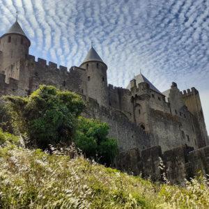 Jane Heyes Art Peintre Carcassonne Artist Summer inspiration skyline