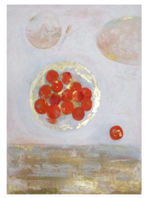Apricots 50x70 Print Jane Heyes Art