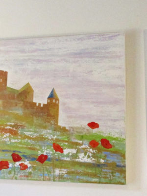 Trio La Cite with Poppies visual